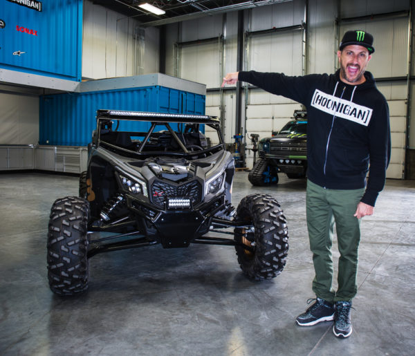 KEN BLOCK'S ULTIMATE SUMMER FUN MACHINE
