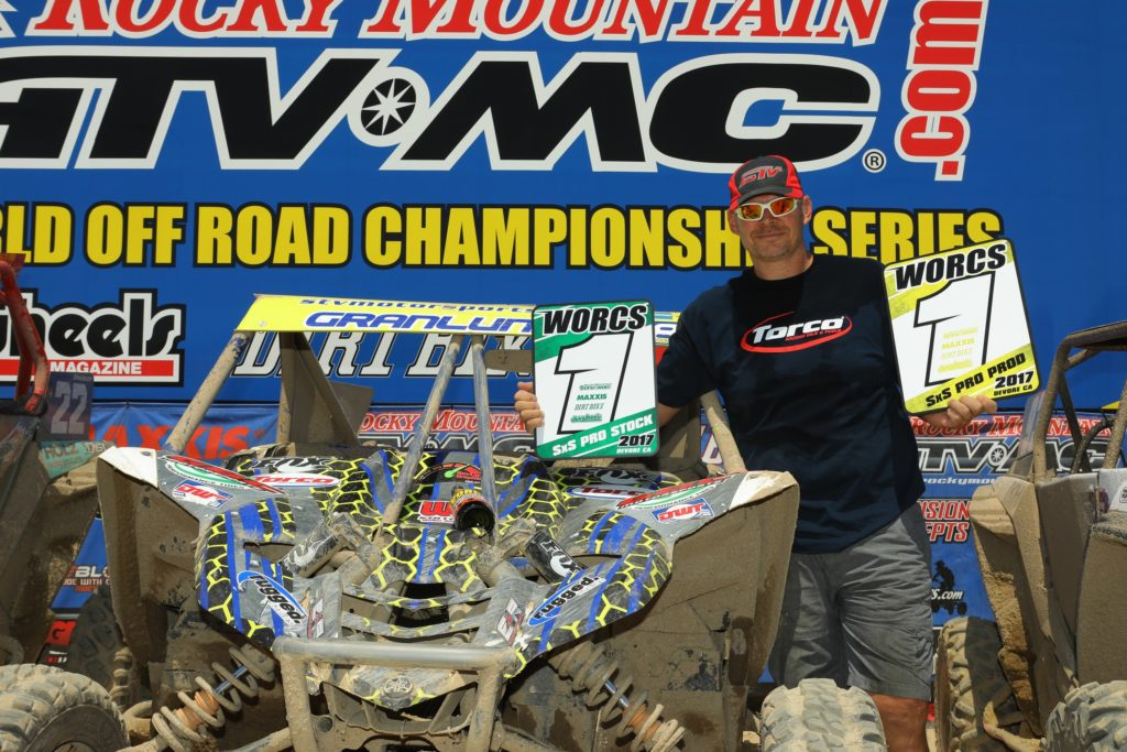 Back-to-back is how it went down for Nic Granlund in the World Off-Road Championship Series (WORCS) as he won the SxS Pro Production and Pro Stock classes in round 9 action aboard his YXZ1000R.