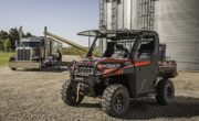 TIGHTER AND QUIETER…NEW CAB BOLSTERS ATTRIBUTES OF ALL-NEW POLARIS RANGER