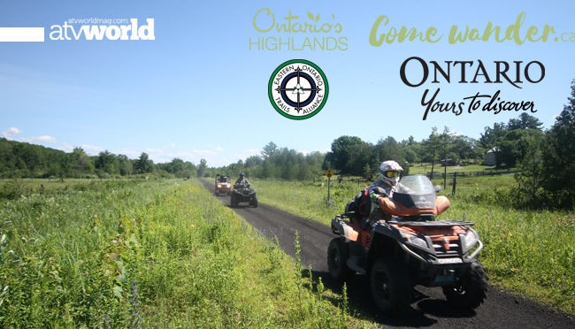 Ontario's Highlands – Wandering the EOTA