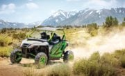 NEW FOR 2018 TEXTRON OFF-ROAD VEHICLES OFFICIALLY BLENDED WITH ARCTIC CAT
