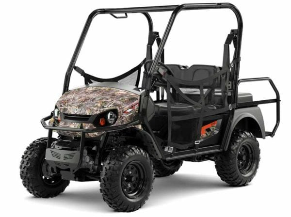 TEXTRON OFF-ROAD CHARGES FORWARD WITH NEW LINE OF ELECTRIC OFF-ROAD VEHICLES