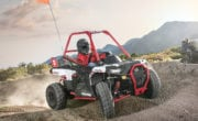 POLARIS SERVES UP ULTIMATE YOUTH DIRT LOVER STOCKING STUFFER WITH ACE 150