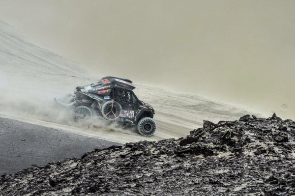 Dakar Rally: Xtreme Plus Polaris Team takes 2nd, 3rd, 4th overall on CST Tires