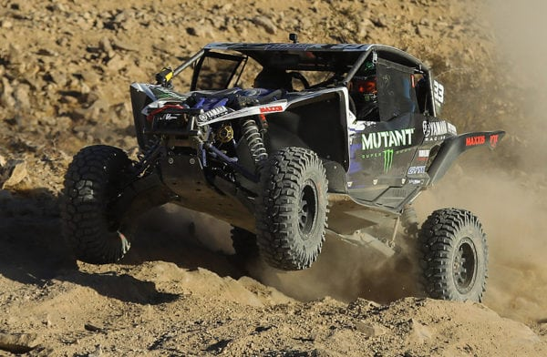 CJ and Johnny Greaves, Kyle Anderson Finish KOH on Maxxis' Roxxzilla, Liberty Tires