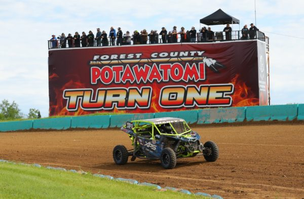 CAN-AM RACERS HAVE REASON TO CELEBRATE