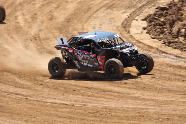 CAN-AM MAVERICK X3 RACERS CONTINUE TO WIN