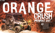 ORANGE CRUSH – POLARIS GENERAL 1000 BUILD