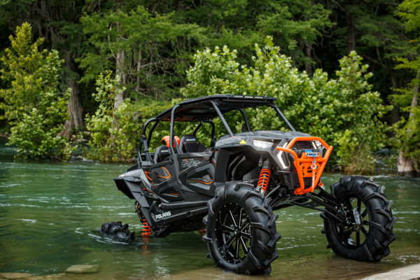 WOODS CYCLE COUNTRY POLARIS RZR XP 4 HIGH LIFTER EDITION