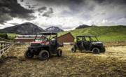 ATV WORLD'S FIRST DRIVE IN THE NEW POLARIS RANGER 1000