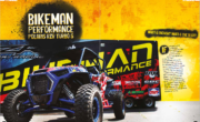 BIKEMAN PERFORMANCE POLARIS RZR TURBO S