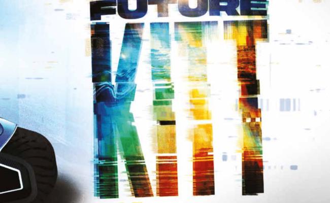 INTO THE FUTURE: KITT