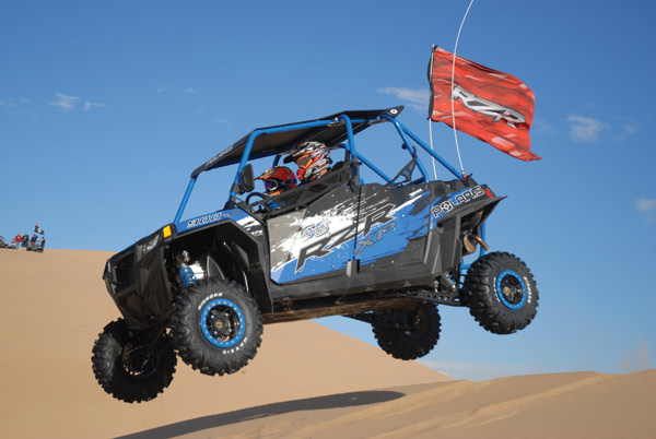 POLARIS Releases the Jagged X RZR XP900 HO