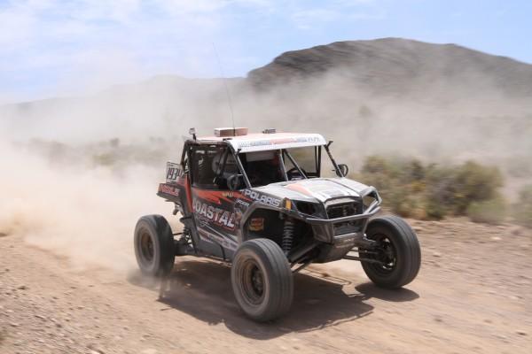 Coastal Racing & Polaris Win Silver State 300