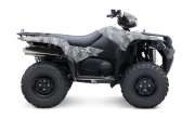 Suzuki Unveils 2014 ATV Line-Up