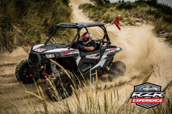 Polaris Unveils New RZR XP 1000 At DuneFest