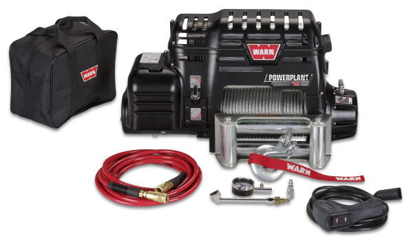 WARN Has New Goodies to Show at SEMA Show