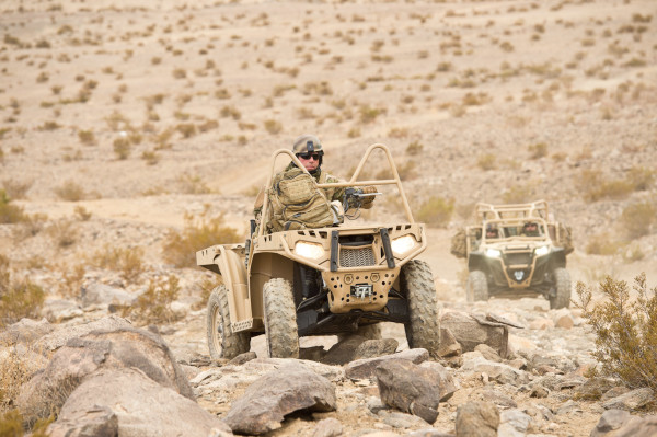 USSOCOM Awards Polaris Contracts to Supply All Terrain Vehicles