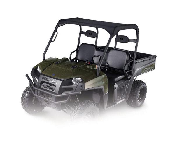 Quick Fix for the Polaris Ranger Parking Brake