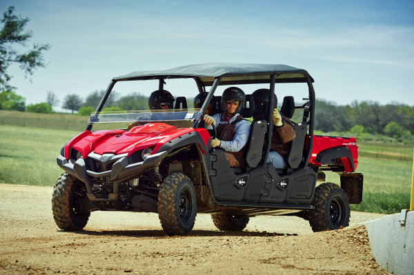 Yamaha Adds Room for Six in 2015 Viking
