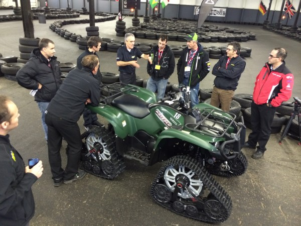 Kimpex Debuts All-New Track Conversion System