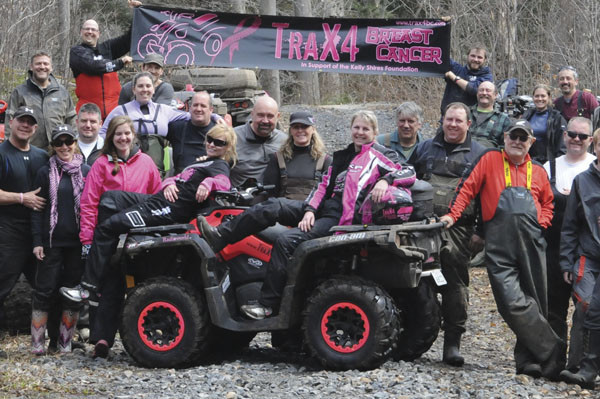 TraX4 Breast Cancer