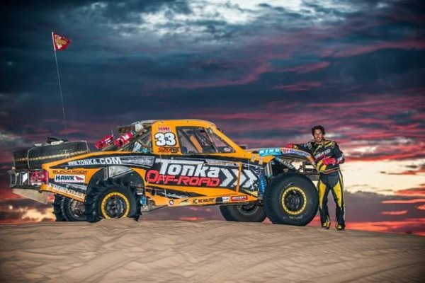 Arctic Cat, Robby Gordon and Dragon Fire Team Up on Future Product Development