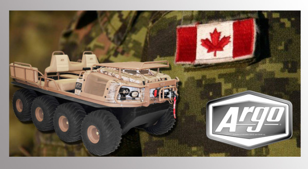 ARGO Honors Canadian Armed Forces