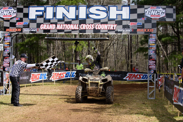 Polaris Scrambler Nets Top Podium Finish at GNCC Cannonball