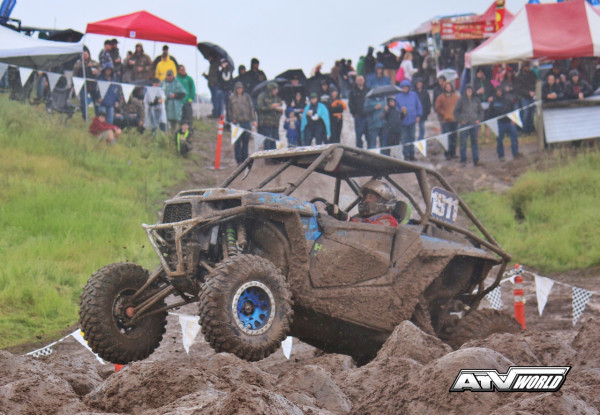 Polaris RZR's Sweep the Podium at Ultra 4 Metalcloak Stampede