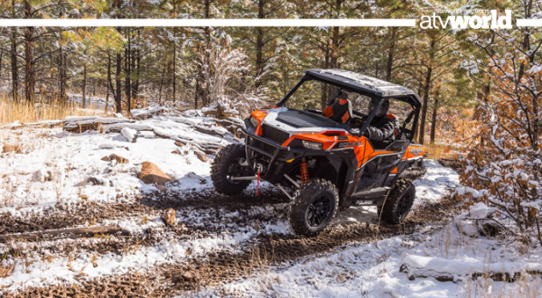 FIVE STAR BEAUTY: Polaris General First Look, First Ride, First Impressions