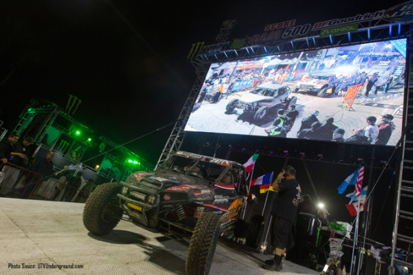 RZR's dominate at the Baja 500