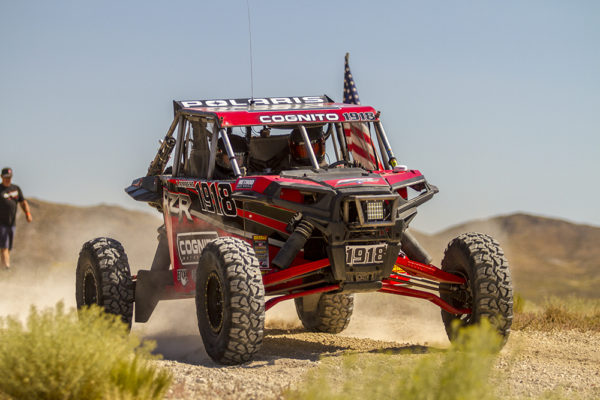 Polaris RZR Drivers Take 11 of 12 Podium in Best in the Desert Vegas to Reno Race