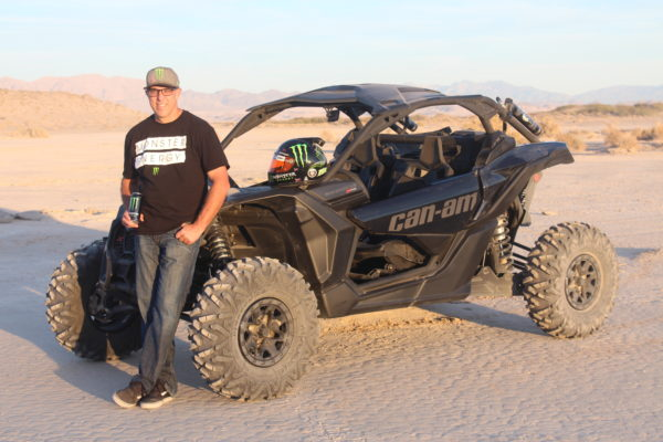 Can-Am Builds Off-Road Racing Team with Addition of Matt Burroughs for 2017 Season