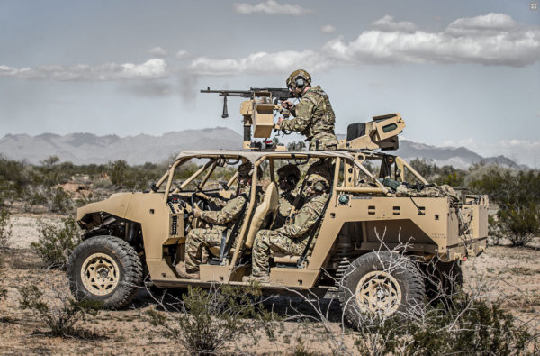 Canadian Special Forces Will Be Rolling with a Fleet of Polaris DAGOR Military Vehicles