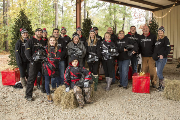 Country Start Brantley Gilbert, Polaris RZR Crew and Disabled American Veterans Give Back to Veterans and Families
