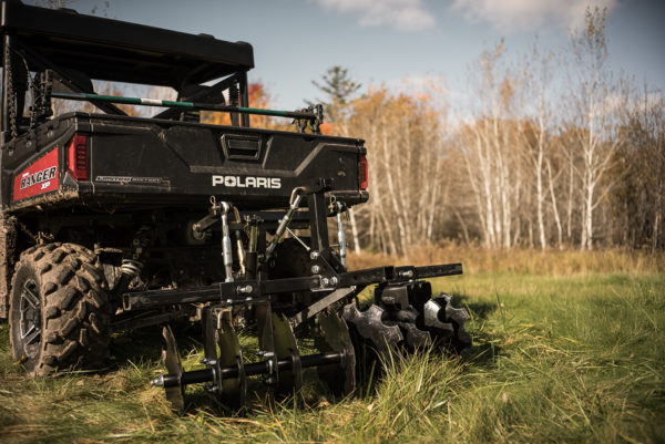 PUT YOUR UTV OR ATV TO WORK THIS SUMMER WITH KOLPIN TOOLS AND IMPLEMENTS