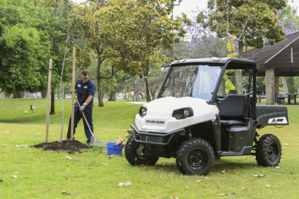 Taylor-Dunn Announces New Co-Produced Polaris Utility Vehicle