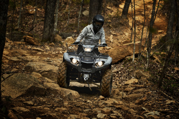 Yamaha Takes Aim at Middle Bore Class with All-New 2018 Kodiak 450