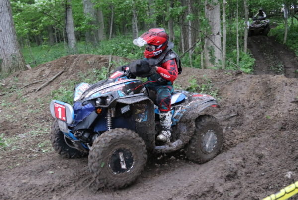 Can-Am Earns Fourth Win of the Season in Grand National Cross Country Competition