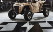 Polaris Salutes Military Heroes with Contest Featuring Diesel Brothers Built DAGOR Themed Polaris RZR