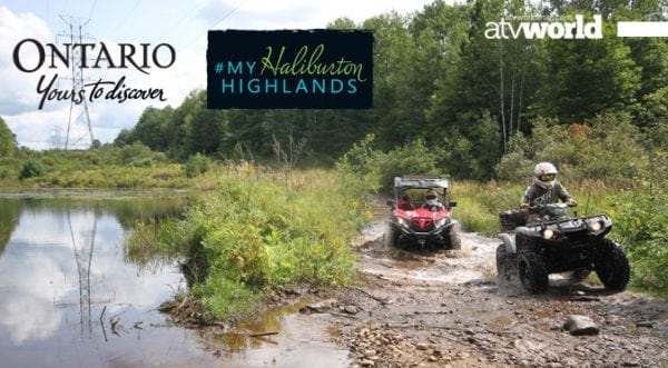 Exploring the Haliburton Highlands on the HATVA