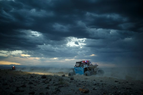 CAN-AM WINS BITD VEGAS TO RENO TURBO CLASS; POLARIS RZR DRIVER KRISTEN MATLOCK NABS PRODUCTION CLASS