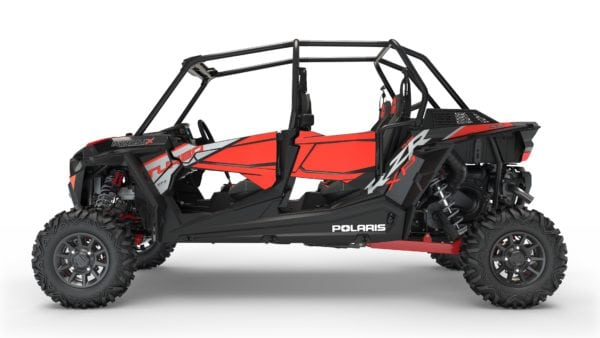 POLARIS INTRODUCES DYNOMITE DIRT MIXER FOR FOUR