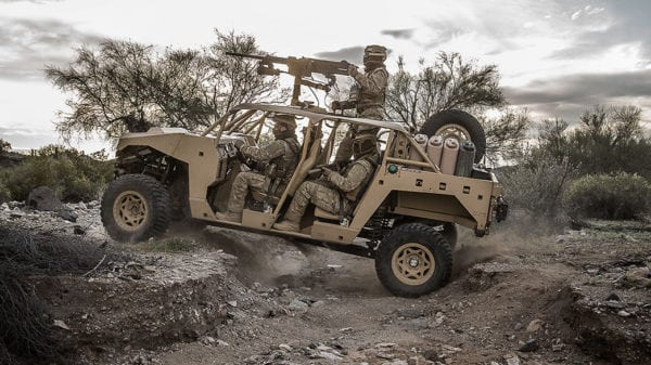 THE FUTURE OF OFF-ROAD MILITARY WEAPONS IS HERE AND YOUR DRONE IS IN BIG TROUBLE