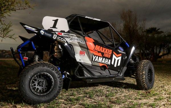 McGrath, Heger Charge into 2018 as Maxxis Title-Sponsored Competitors