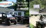 VIDEO: ATV World Rides and Chills at Limerick Lake Lodge