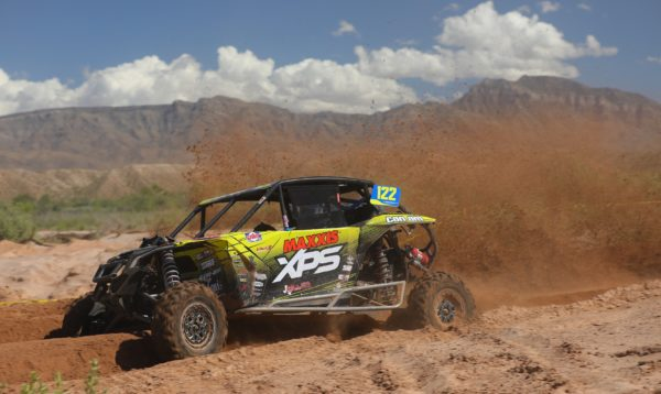CAN-AM'S CODY MILLER WINS