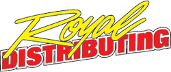 ROYAL DISTRIBUTING – SHIPPING WITHIN 24 HOURS