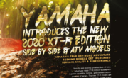 YAMAHA INTRODUCES THE NEW 2020 XT-R EDITION SIDE BY SIDE & ATV MODELS